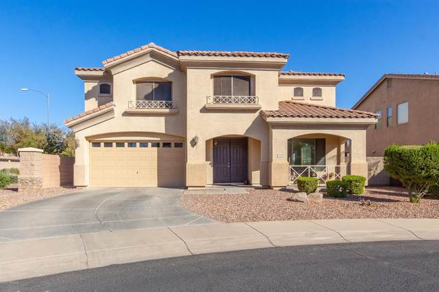 14454 W Gelding Drive, Surprise, AZ 85379 (MLS #6166993) :: Balboa Realty