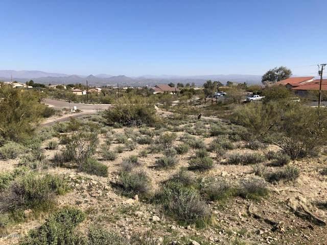 0 S Falcon Drive, Wickenburg, AZ 85390 (MLS #6167001) :: Balboa Realty