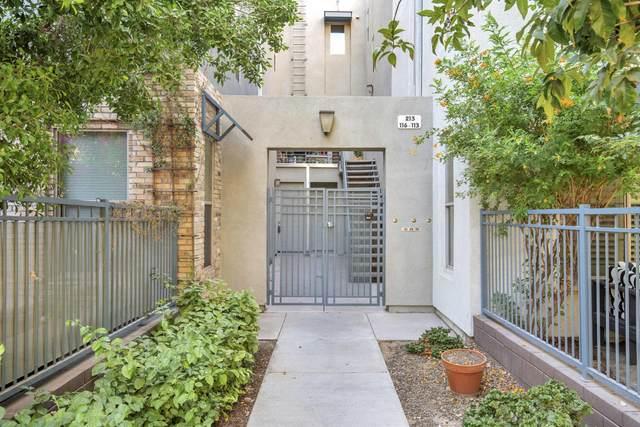615 E Portland Street #115, Phoenix, AZ 85004 (MLS #6167031) :: Homehelper Consultants