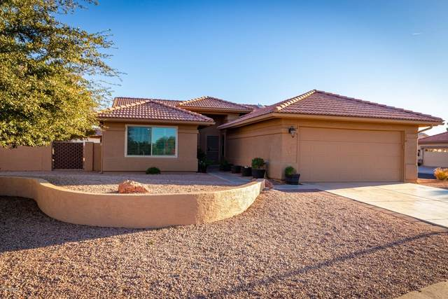 25209 S Flame Tree Drive, Sun Lakes, AZ 85248 (MLS #6167058) :: Long Realty West Valley