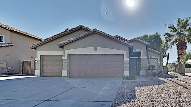 5429 W Villa Rita Drive, Glendale, AZ 85308 (MLS #6167077) :: Homehelper Consultants