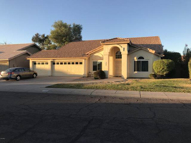 3860 W Mariposa Grande Lane, Glendale, AZ 85310 (MLS #6167084) :: Homehelper Consultants