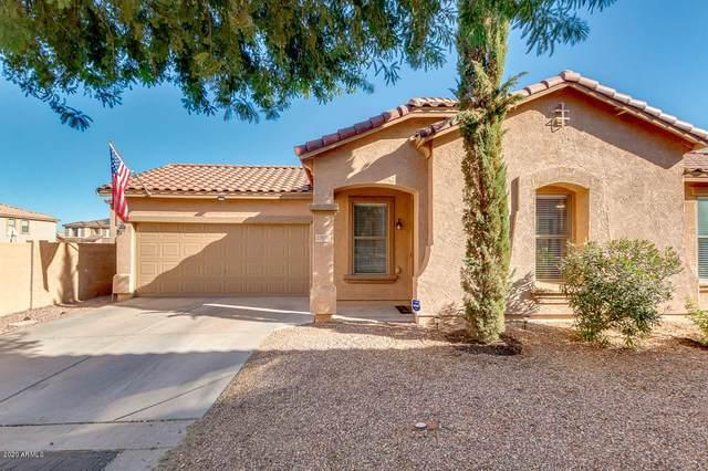 17033 W Rimrock Street, Surprise, AZ 85388 (MLS #6167086) :: Homehelper Consultants