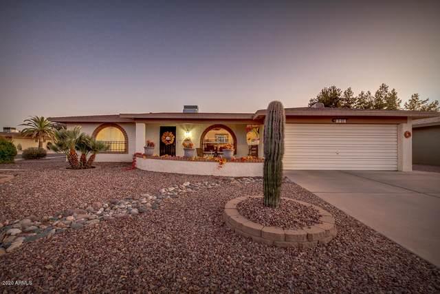 4057 E Crescent Avenue, Mesa, AZ 85206 (MLS #6167087) :: BVO Luxury Group