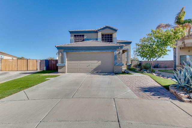 2150 W Silver Creek Lane, Queen Creek, AZ 85142 (MLS #6167093) :: John Hogen | Realty ONE Group