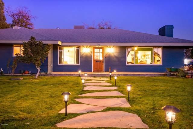 607 N Miller Street, Mesa, AZ 85203 (MLS #6167096) :: Long Realty West Valley