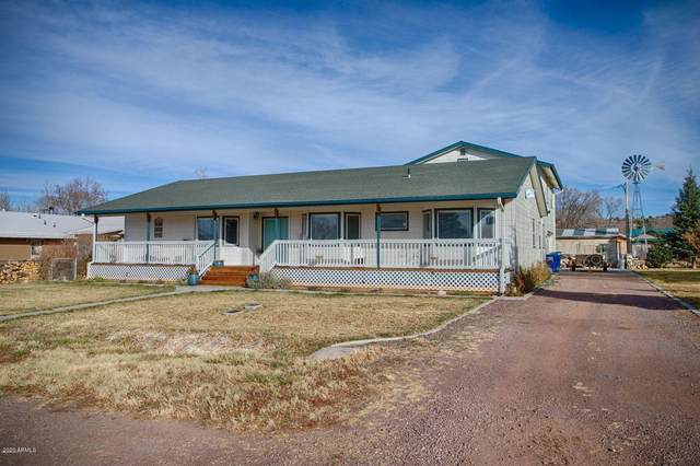 175 N Eagar Street, Eagar, AZ 85925 (MLS #6167123) :: The Luna Team