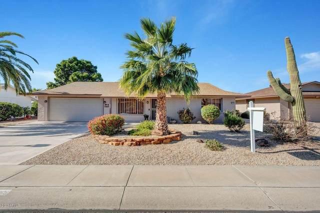 20006 N Lake Forest Drive, Sun City, AZ 85373 (MLS #6167140) :: Midland Real Estate Alliance