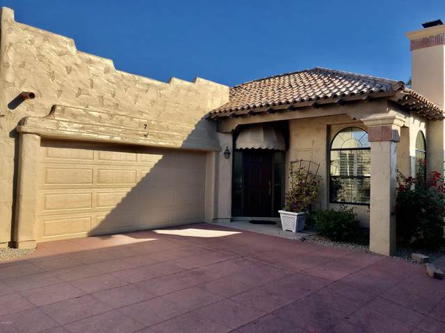 7955 E Chaparral Road #7, Scottsdale, AZ 85250 (MLS #6167155) :: Balboa Realty