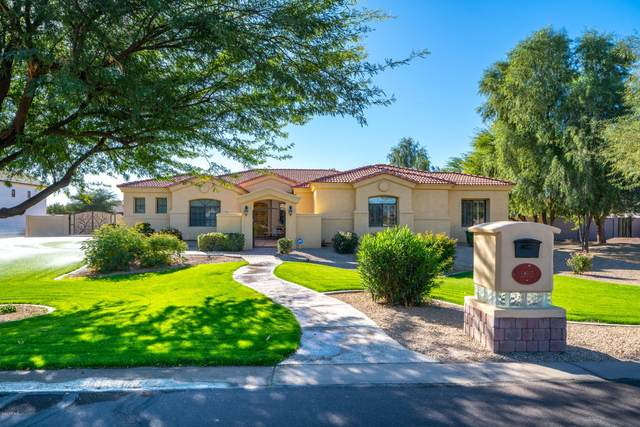 19915 E Silver Creek Lane, Queen Creek, AZ 85142 (MLS #6167183) :: Yost Realty Group at RE/MAX Casa Grande
