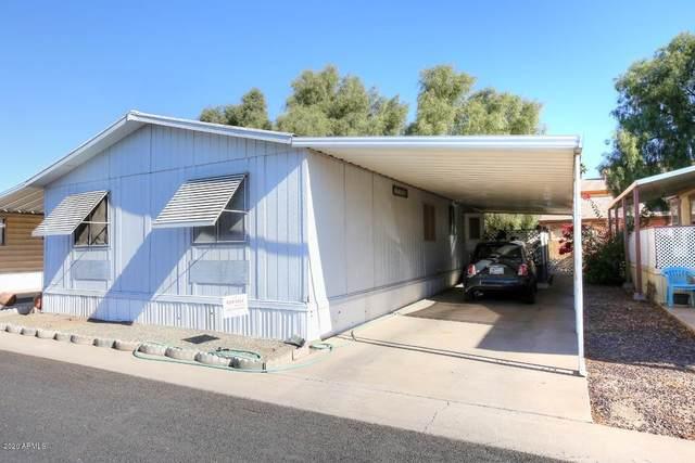 4800 W Ocotillo Road #17, Glendale, AZ 85301 (MLS #6167188) :: Homehelper Consultants