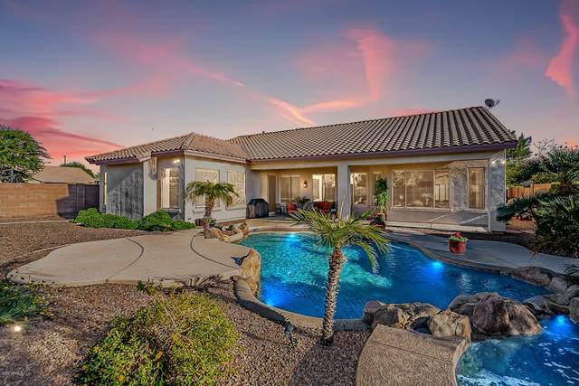 6754 S Seneca Way, Gilbert, AZ 85298 (MLS #6167190) :: Klaus Team Real Estate Solutions