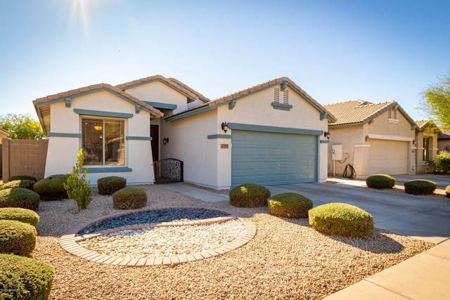 17229 W Smokey Drive, Surprise, AZ 85388 (MLS #6167254) :: Sheli Stoddart Team | M.A.Z. Realty Professionals