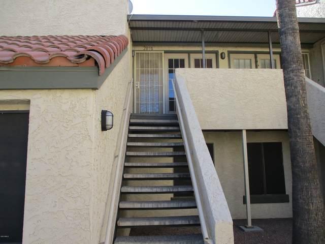 30 E Brown Road #2058, Mesa, AZ 85201 (MLS #6167263) :: Maison DeBlanc Real Estate