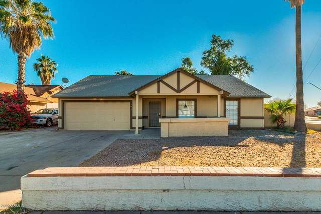 7437 W Oregon Avenue, Glendale, AZ 85303 (MLS #6167266) :: Homehelper Consultants