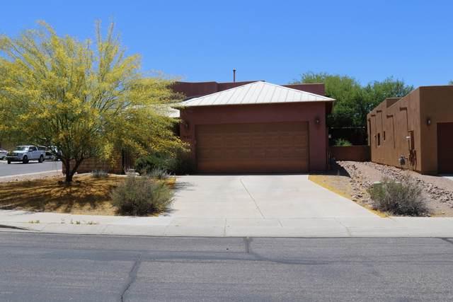 910 Marchbanks Drive, Sierra Vista, AZ 85635 (MLS #6167275) :: Long Realty West Valley