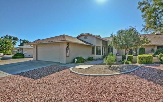 14121 W Cavalcade Drive, Sun City West, AZ 85375 (MLS #6167297) :: Homehelper Consultants