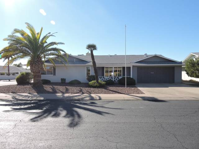 13403 W Castle Rock Drive, Sun City West, AZ 85375 (MLS #6167311) :: Homehelper Consultants