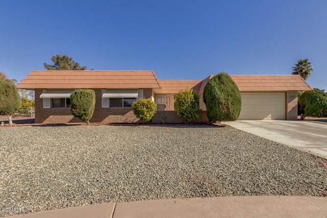 14433 N Sun Valley Drive, Sun City, AZ 85351 (MLS #6167317) :: Homehelper Consultants