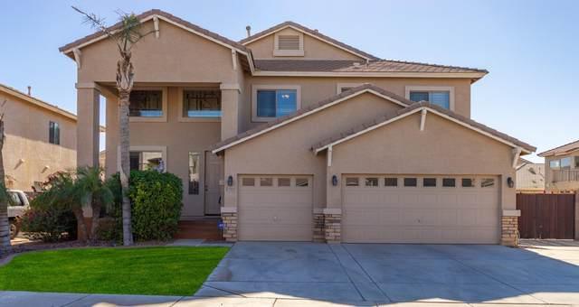 12413 W Cocopah Street, Avondale, AZ 85323 (MLS #6167338) :: The Daniel Montez Real Estate Group