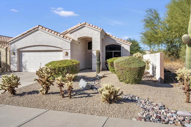 18884 N 90th Place, Scottsdale, AZ 85255 (MLS #6167346) :: Power Realty Group Model Home Center