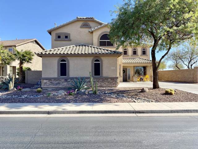 21923 N Van Loo Drive, Maricopa, AZ 85138 (MLS #6167348) :: My Home Group