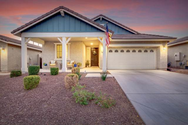 2788 N Springfield Street, Buckeye, AZ 85396 (MLS #6167350) :: Power Realty Group Model Home Center