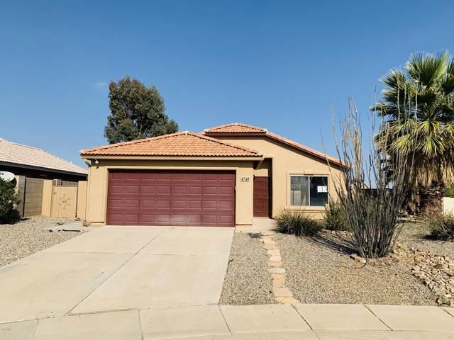 4749 Calle Las Cruces, Sierra Vista, AZ 85635 (MLS #6167351) :: Long Realty West Valley