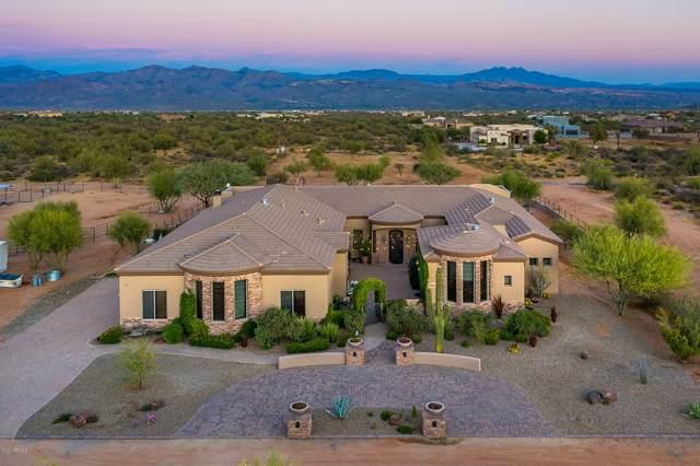 28711 N 157TH Street, Scottsdale, AZ 85262 (MLS #6167352) :: Long Realty West Valley
