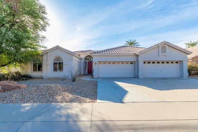6451 W Gary Drive, Chandler, AZ 85226 (MLS #6167354) :: Homehelper Consultants