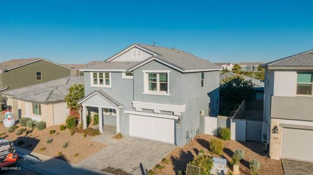 9840 E Ignition Drive, Mesa, AZ 85212 (MLS #6167362) :: Homehelper Consultants