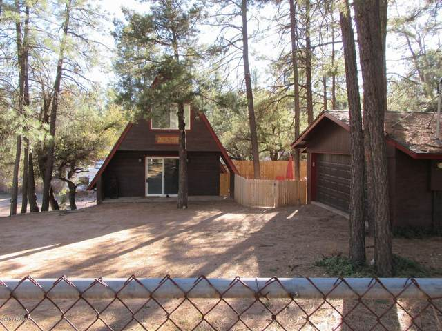 419 W Standage Drive, Payson, AZ 85541 (MLS #6167364) :: BVO Luxury Group
