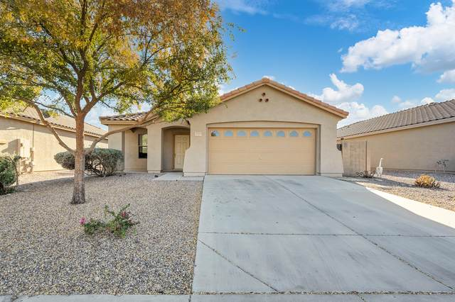 2723 W Hayden Peak Drive, Queen Creek, AZ 85142 (MLS #6167370) :: Yost Realty Group at RE/MAX Casa Grande