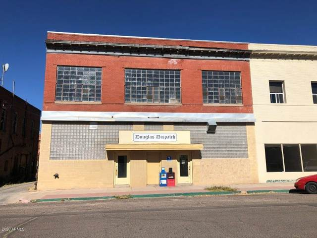 530 E 11TH Street, Douglas, AZ 85607 (MLS #6167397) :: Long Realty West Valley