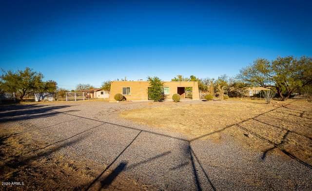 4321 E Gardner Street, Sierra Vista, AZ 85650 (MLS #6167399) :: Homehelper Consultants