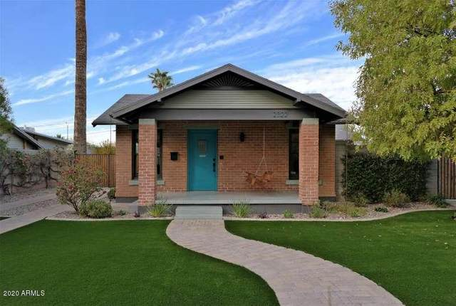2322 N Richland Street, Phoenix, AZ 85006 (MLS #6167407) :: Homehelper Consultants
