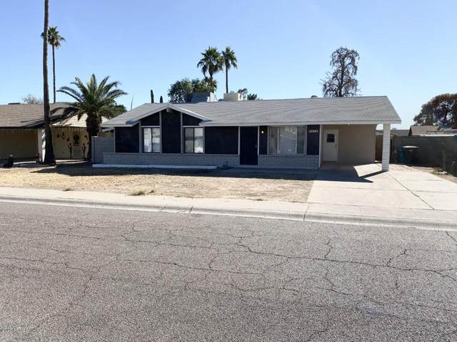 9019 W Heatherbrae Drive, Phoenix, AZ 85037 (MLS #6167408) :: Homehelper Consultants