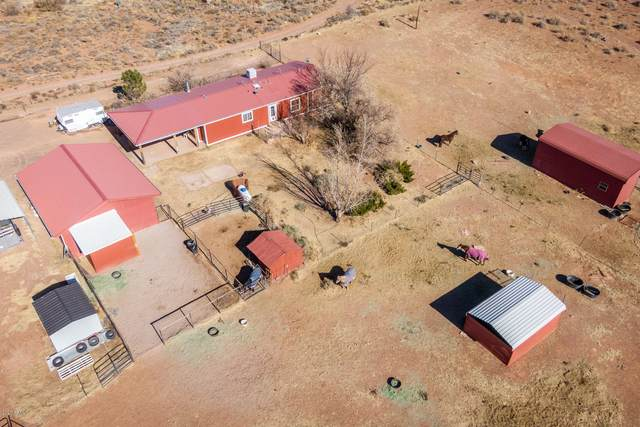 3641 Rocky Lane, Holbrook, AZ 86025 (MLS #6167416) :: The Luna Team