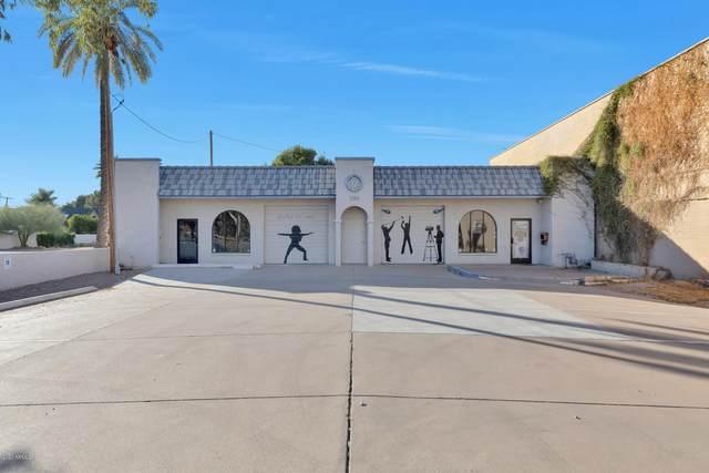236 N Country Club Drive, Mesa, AZ 85201 (MLS #6167426) :: Homehelper Consultants