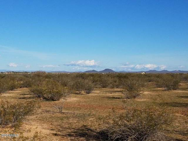 0 W Long Rifle Road, Aguila, AZ 85320 (MLS #6167456) :: Service First Realty
