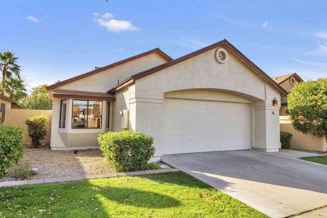 1836 N Stapley Drive #173, Mesa, AZ 85203 (MLS #6167461) :: Homehelper Consultants