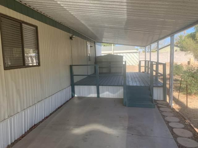 1505 N Evergreen Street #40, Chandler, AZ 85225 (MLS #6167464) :: Long Realty West Valley
