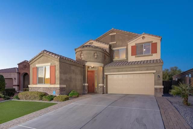 7586 W Marconi Avenue, Peoria, AZ 85382 (MLS #6167474) :: Homehelper Consultants