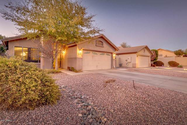 7726 W Foothill Drive, Peoria, AZ 85383 (MLS #6167478) :: The Riddle Group