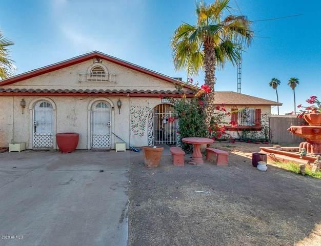 8961 W Monterey Way, Phoenix, AZ 85037 (MLS #6167481) :: Homehelper Consultants