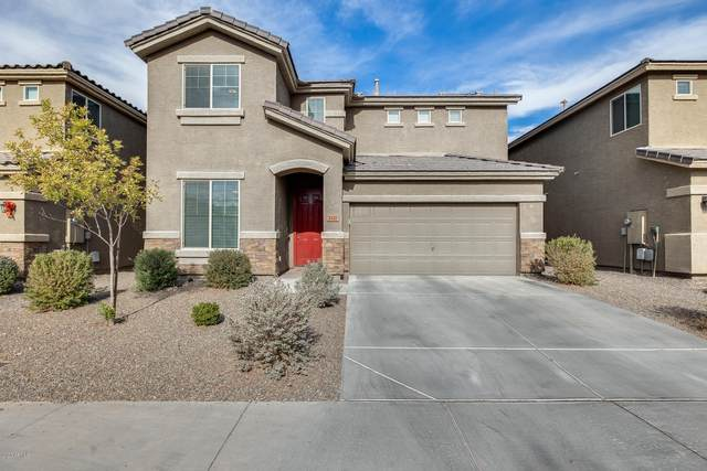 2122 E Aire Libre Avenue, Phoenix, AZ 85022 (MLS #6167485) :: Homehelper Consultants