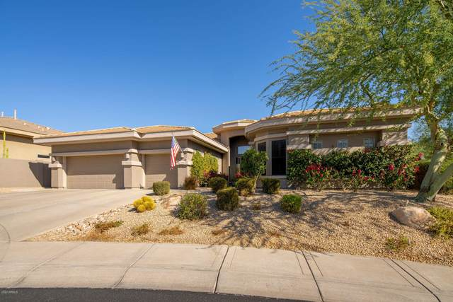 20915 N 79TH Place, Scottsdale, AZ 85255 (MLS #6167493) :: Yost Realty Group at RE/MAX Casa Grande