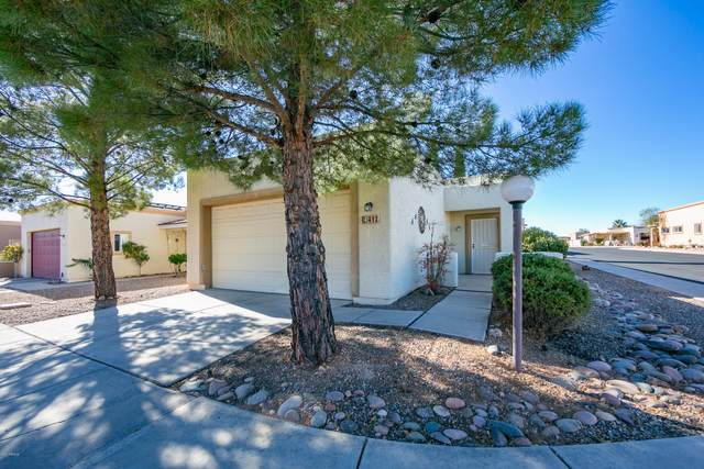 412 S Taylors Trail, Sierra Vista, AZ 85635 (MLS #6167500) :: Power Realty Group Model Home Center