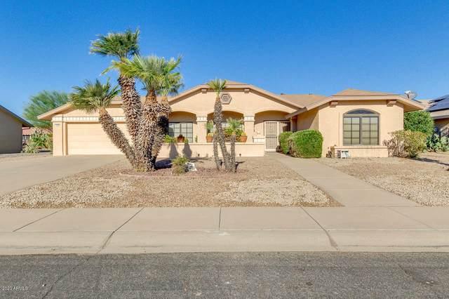 13914 W Oak Glen Drive, Sun City West, AZ 85375 (MLS #6167504) :: The Daniel Montez Real Estate Group