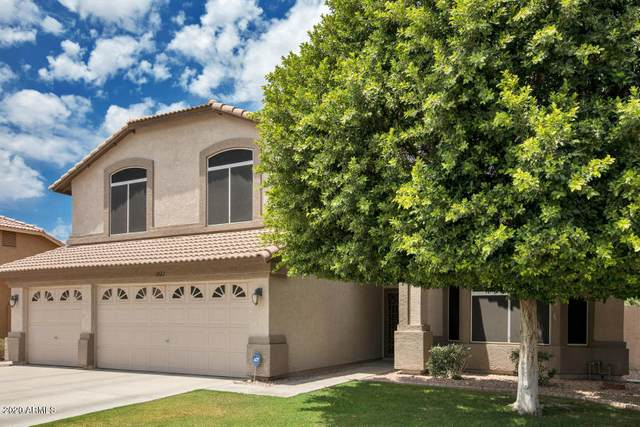 1822 S Brentwood Place, Chandler, AZ 85286 (MLS #6167514) :: Long Realty West Valley